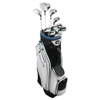 new lefty lady countess complete golf set